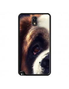 Coque Saint Bernard Chien Dog pour Samsung Galaxy Note III - R Delean