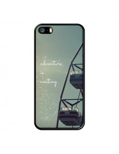Coque Adventure is waiting Fête Forraine pour iPhone 5 et 5S - R Delean