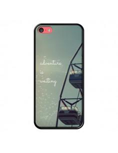 Coque Adventure is waiting Fête Forraine pour iPhone 5C - R Delean