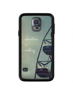 Coque Adventure is waiting Fête Forraine pour Samsung Galaxy S5 - R Delean