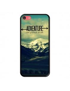 Coque Adventure the pursuit of life Montagnes Ski Paysage pour iPhone 5C - R Delean
