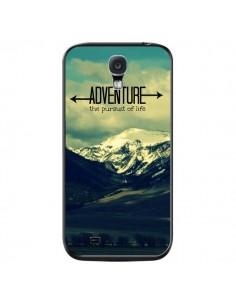 Coque Adventure the pursuit of life Montagnes Ski Paysage pour Samsung Galaxy S4 - R Delean
