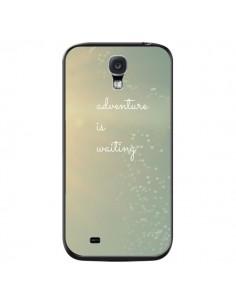 Coque Adventure is waiting Cœurs pour Samsung Galaxy S4 - R Delean