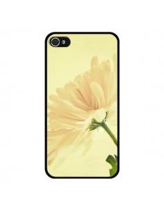 Coque Fleurs pour iPhone 4 et 4S - R Delean