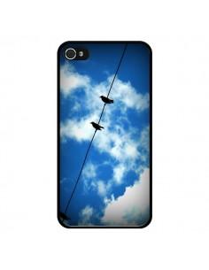 Coque Oiseau Birds pour iPhone 4 et 4S - R Delean