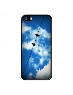 Coque Oiseau Birds pour iPhone 5 et 5S - R Delean
