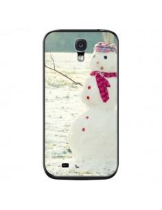 Coque Bonhomme de Neige pour Samsung Galaxy S4 - R Delean