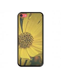 Coque Tournesol Fleur pour iPhone 5C - R Delean