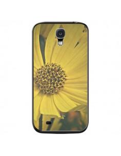 Coque Tournesol Fleur pour Samsung Galaxy S4 - R Delean