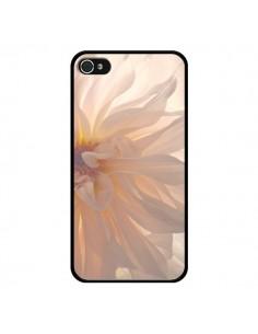 Coque Fleurs Rose pour iPhone 4 et 4S - R Delean