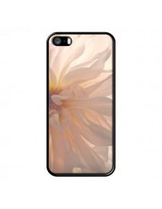 Coque Fleurs Rose pour iPhone 5 et 5S - R Delean
