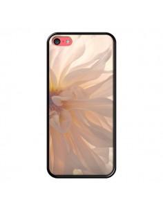 Coque Fleurs Rose pour iPhone 5C - R Delean