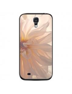 Coque Fleurs Rose pour Samsung Galaxy S4 - R Delean