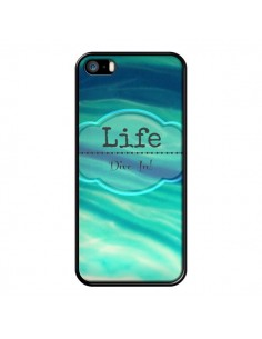 Coque Life pour iPhone 5 et 5S - R Delean