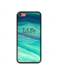Coque Life pour iPhone 5C - R Delean