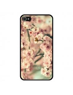 Coque Fleurs Summer pour iPhone 4 et 4S - R Delean