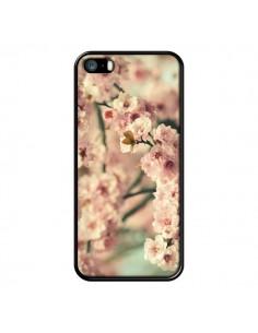 Coque Fleurs Summer pour iPhone 5 et 5S - R Delean