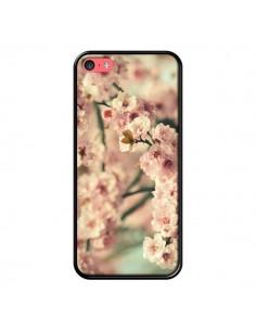 Coque Fleurs Summer pour iPhone 5C - R Delean