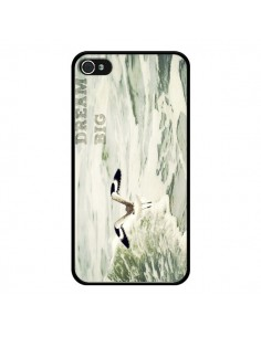 Coque Dream Big Mouette Mer pour iPhone 4 et 4S - R Delean