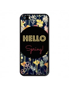 Coque Hello Spring pour iPhone 5 et 5S - R Delean