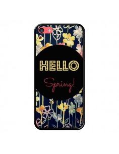 Coque Hello Spring pour iPhone 5C - R Delean