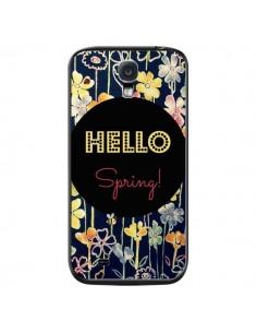 Coque Hello Spring pour Samsung Galaxy S4 - R Delean