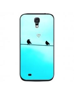 Coque Oiseaux Birds Amour Love pour Samsung Galaxy S4 - R Delean