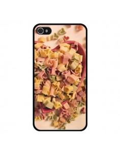 Coque Pates Cœur Love Amour pour iPhone 4 et 4S - R Delean