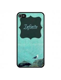 Coque Infinite Oiseau Bird pour iPhone 4 et 4S - R Delean