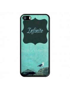 Coque Infinite Oiseau Bird pour iPhone 5 et 5S - R Delean