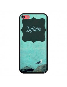 Coque Infinite Oiseau Bird pour iPhone 5C - R Delean