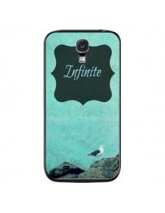 Coque Infinite Oiseau Bird pour Samsung Galaxy S4 - R Delean