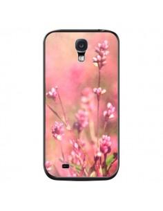 Coque Fleurs Bourgeons Roses pour Samsung Galaxy S4 - R Delean