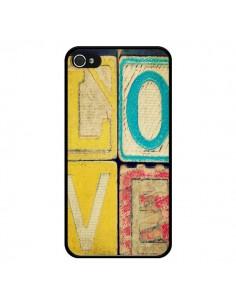 Coque Love Amour Jeu pour iPhone 4 et 4S - R Delean