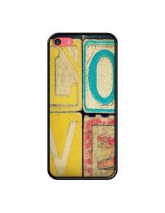 Coque Love Amour Jeu pour iPhone 5C - R Delean