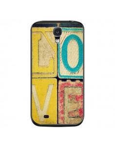 Coque Love Amour Jeu pour Samsung Galaxy S4 - R Delean