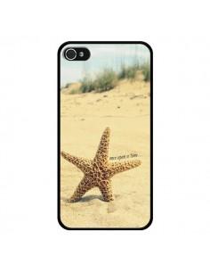 Coque Etoile de Mer Plage Beach Summer Ete pour iPhone 4 et 4S - R Delean