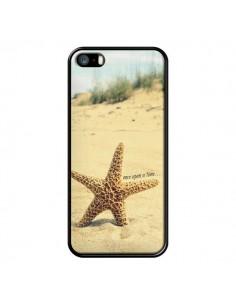Coque Etoile de Mer Plage Beach Summer Ete pour iPhone 5 et 5S - R Delean