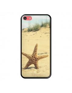 Coque Etoile de Mer Plage Beach Summer Ete pour iPhone 5C - R Delean