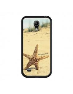 Coque Etoile de Mer Plage Beach Summer Ete pour Samsung Galaxy S4 Mini - R Delean