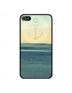 Coque Ancre Navire Bateau Summer Beach Plage pour iPhone 4 et 4S - R Delean