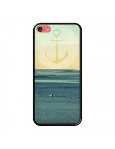 Coque Ancre Navire Bateau Summer Beach Plage pour iPhone 5C - R Delean