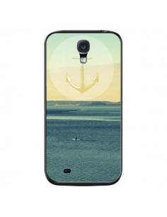 Coque Ancre Navire Bateau Summer Beach Plage pour Samsung Galaxy S4 - R Delean