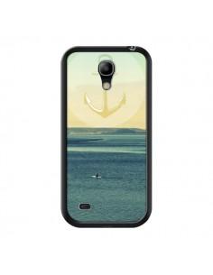 Coque Ancre Navire Bateau Summer Beach Plage pour Samsung Galaxy S4 Mini - R Delean