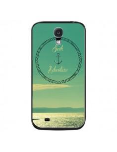 Coque See Adventure Aventure Ancre Navire Bateau pour Samsung Galaxy S4 - R Delean