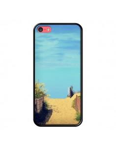 Coque Plage Beach Sand Sable pour iPhone 5C - R Delean