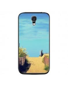 Coque Plage Beach Sand Sable pour Samsung Galaxy S4 - R Delean
