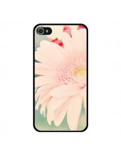 Coque Fleurs Roses magnifique pour iPhone 4 et 4S - R Delean