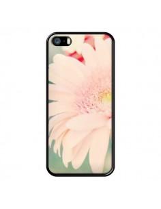 Coque Fleurs Roses magnifique pour iPhone 5 et 5S - R Delean