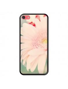 Coque Fleurs Roses magnifique pour iPhone 5C - R Delean